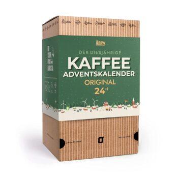 Grower´s Cup Gourmet Kaffee Adventskalender 2021