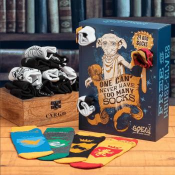 Harry Potter Socken Adventskalender 2021