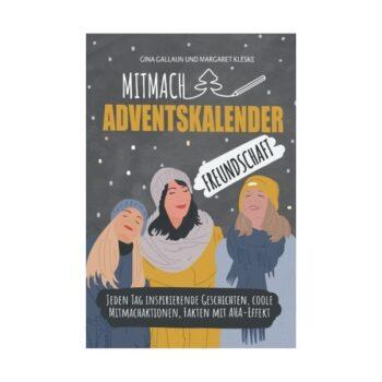 Mitmach-Adventskalenderbuch Freundschaft