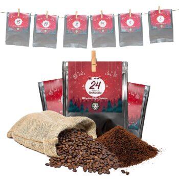 Premium Kaffee Adventskalender