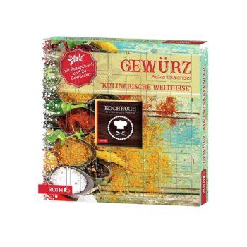 """ROTH Gewürz Adventskalender """"Kulinarische Weltreise"""""""