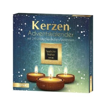 ROTH Kerzen Adventskalender
