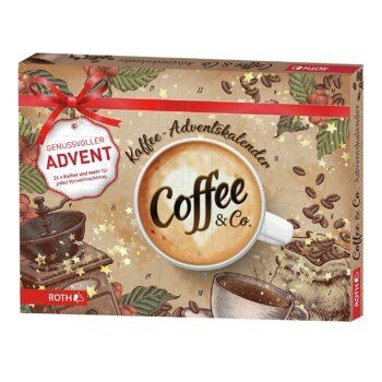 Roth Kaffee Adventskalender 2021