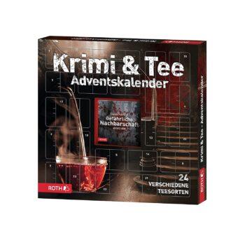 Roth Krimi&Tee Adventskalender 2021