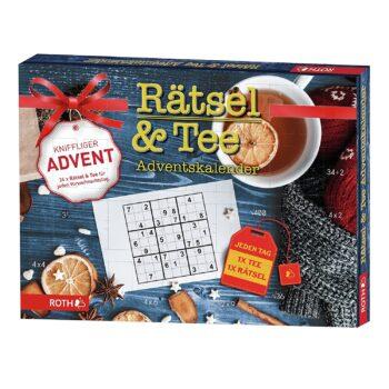 Roth Rätsel&Tee Adventskalender