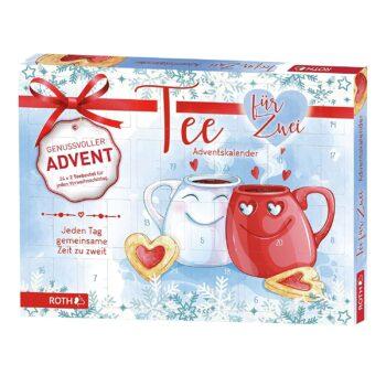 Roth Tee Adventskalender für Zwei